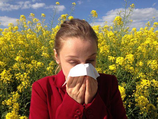 Allergie: elenco di quelle più comuni